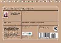Ein Jahr mit der Abensberger Schwanenfamilie (Tischkalender 2019 DIN A5 quer) - Produktdetailbild 13