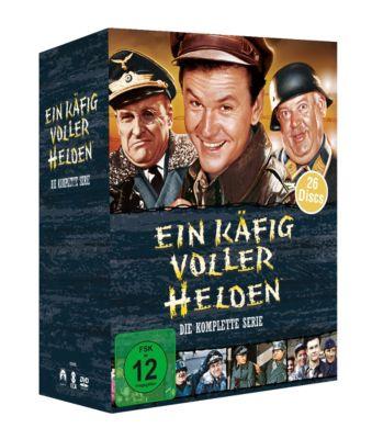Ein Käfig voller Helden: Die komplette Serie, Robert Clary,Bob Crane John Banner