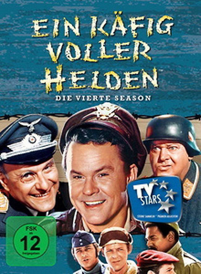 Ein Käfig Voller Helden Staffel 4 Dvd Bei Weltbildde Bestellen