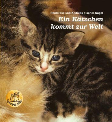 Ein Kätzchen kommt zur Welt, Heiderose Fischer-Nagel, Andreas Fischer-Nagel