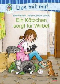 Ein Kätzchen sorgt für Wirbel, Sandra Binder