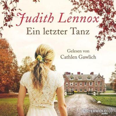 Ein letzter Tanz, 8 Audio-CDs, Judith Lennox