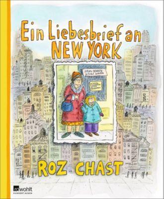Ein Liebesbrief an New York, Roz Chast