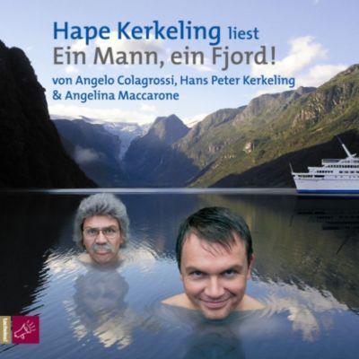 Ein Mann, ein Fjord, Hape Kerkeling