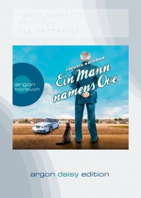 Ein Mann namens Ove, 1 MP3-CD (DAISY Edition), Fredrik Backman