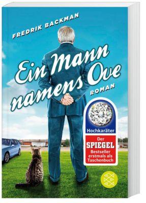Ein Mann namens Ove - Fredrik Backman |