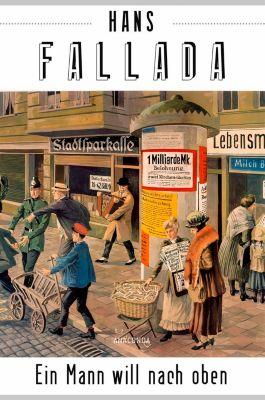 Ein Mann will nach oben - Hans Fallada |