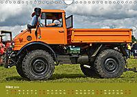 Ein Mythos mit Stern - das Universalmotorgerät (Wandkalender 2019 DIN A4 quer) - Produktdetailbild 3