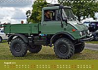 Ein Mythos mit Stern - das Universalmotorgerät (Wandkalender 2019 DIN A4 quer) - Produktdetailbild 8