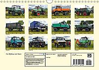 Ein Mythos mit Stern - das Universalmotorgerät (Wandkalender 2019 DIN A4 quer) - Produktdetailbild 13