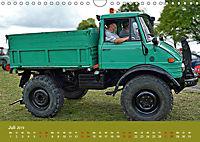 Ein Mythos mit Stern - das Universalmotorgerät (Wandkalender 2019 DIN A4 quer) - Produktdetailbild 7