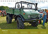Ein Mythos mit Stern - das Universalmotorgerät (Tischkalender 2019 DIN A5 quer) - Produktdetailbild 1