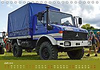 Ein Mythos mit Stern - das Universalmotorgerät (Tischkalender 2019 DIN A5 quer) - Produktdetailbild 6