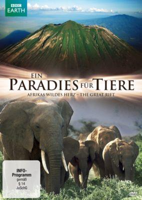 Ein Paradies für Tiere - Afrikas wildes Herz, Diverse Interpreten