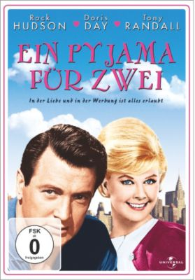 Ein Pyjama für Zwei, DVD, Stanley Shapiro, Paul Henning