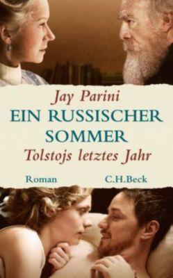Ein russischer Sommer, Film-Tie-In, Jay Parini