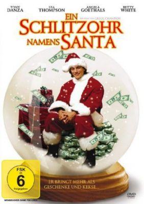 Ein Schlitzohr namens Santa, Ein Schlitzohr Namens Santa