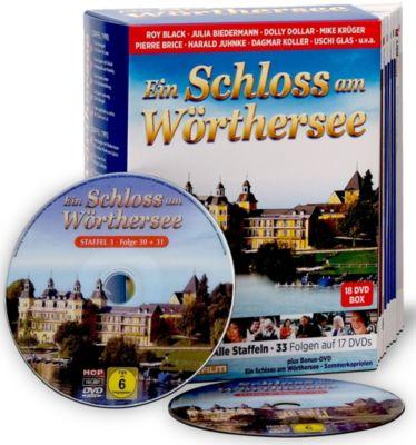 Ein Schloss am Wörthersee - Die komplette Serie