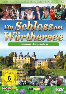 Ein Schloss am Wörthersee - Sommerkapriolen, Diverse Interpreten