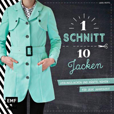 Ein Schnitt, zehn Jacken - Laura Hertel |