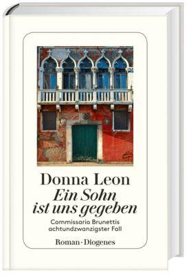 Ein Sohn ist uns gegeben - Donna Leon |
