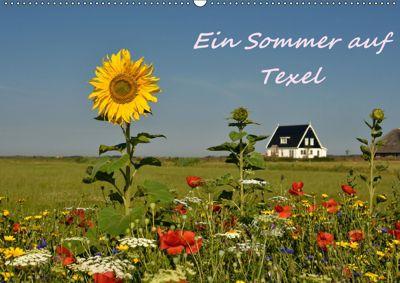 Ein Sommer auf Texel (Wandkalender 2019 DIN A2 quer), Bettina Hackstein