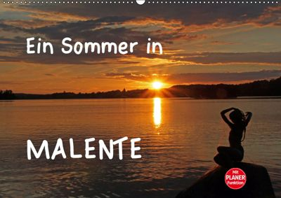 Ein Sommer in Malente (Wandkalender 2019 DIN A2 quer), Holger Felix