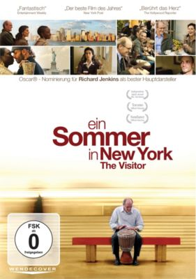 Ein Sommer in New York - The Visitor, Thomas McCarthy