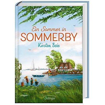 Ein Sommer in Sommerby Buch von Kirsten Boie portofrei