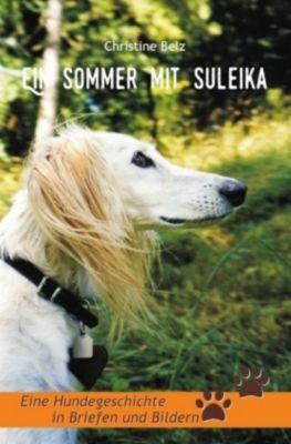 Ein Sommer mit Suleika - Christine Belz |