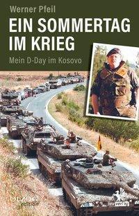 Ein Sommertag im Krieg - Werner Pfeil |