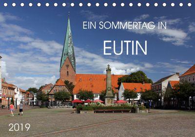 Ein Sommertag in Eutin (Tischkalender 2019 DIN A5 quer), Holger Felix
