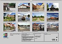 Ein Sommertag in Eutin (Wandkalender 2019 DIN A2 quer) - Produktdetailbild 3