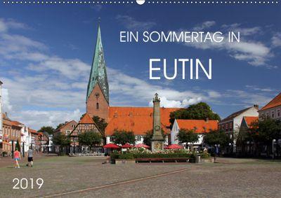 Ein Sommertag in Eutin (Wandkalender 2019 DIN A2 quer), Holger Felix