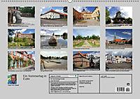 Ein Sommertag in Eutin (Wandkalender 2019 DIN A2 quer) - Produktdetailbild 13