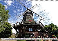 Ein Sommertag in Eutin (Wandkalender 2019 DIN A3 quer) - Produktdetailbild 4