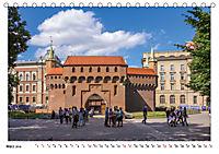 Ein Sommertag in Krakau (Tischkalender 2019 DIN A5 quer) - Produktdetailbild 3