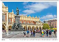 Ein Sommertag in Krakau (Wandkalender 2019 DIN A2 quer) - Produktdetailbild 7