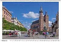 Ein Sommertag in Krakau (Wandkalender 2019 DIN A2 quer) - Produktdetailbild 2