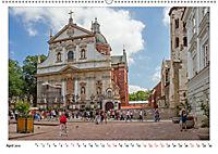 Ein Sommertag in Krakau (Wandkalender 2019 DIN A2 quer) - Produktdetailbild 4