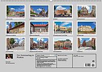 Ein Sommertag in Krakau (Wandkalender 2019 DIN A2 quer) - Produktdetailbild 13
