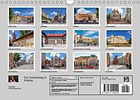Ein Sommertag in Krakau (Wandkalender 2019 DIN A4 quer) - Produktdetailbild 13