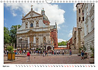 Ein Sommertag in Krakau (Wandkalender 2019 DIN A4 quer) - Produktdetailbild 4