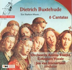 'Ein Starken Music'-6 Cantatas, Anima Eterna, Collegium Vocale