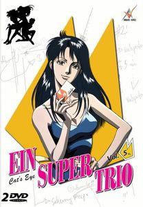 Ein Supertrio - Cat's Eye, Vol. 03