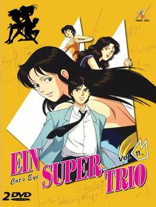 Ein Supertrio - Cat's Eye, Vol. 06