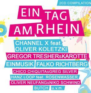 Ein Tag Am Rhein, Diverse Interpreten