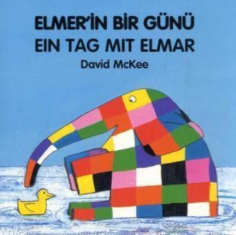 Ein Tag mit Elmar, deutsch-türkisch, David McKee