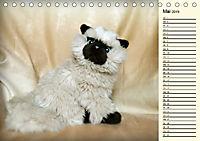 Ein Teddybär und seine Freunde (Tischkalender 2019 DIN A5 quer) - Produktdetailbild 5