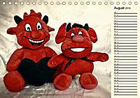 Ein Teddybär und seine Freunde (Tischkalender 2019 DIN A5 quer) - Produktdetailbild 8